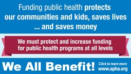 Public Health Funding Benefits